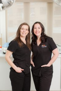 Angela and Patti, Surgical Staff at TCSC