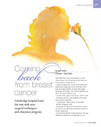 Coming Back From Breast Cancer